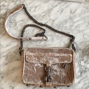 Rebecca Minkoff Mini MAC Velvet Crossbody